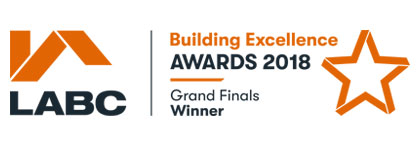Building Excellence Awards Regional Winner (Logo)