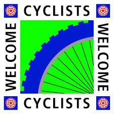 Logo for Cyclists Welcome Accreditation